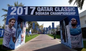 Qatar Classic 2017 - Qualifying Round One