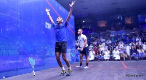 Day ONE : Tamimi gets his win at last
