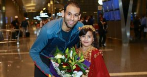 ElShorbagy arrives for another shot at world championship title in Doha