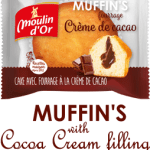 Moulin d'Or Muffin – Chocolate 55g 7