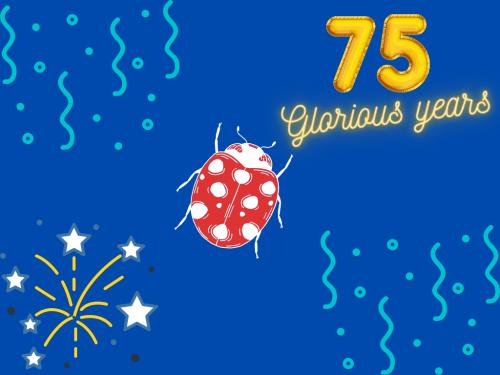 Happy 75 years of Bug