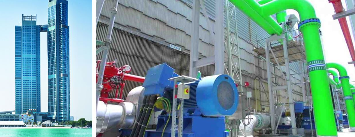 Industry Developments In District Cooling Systems
