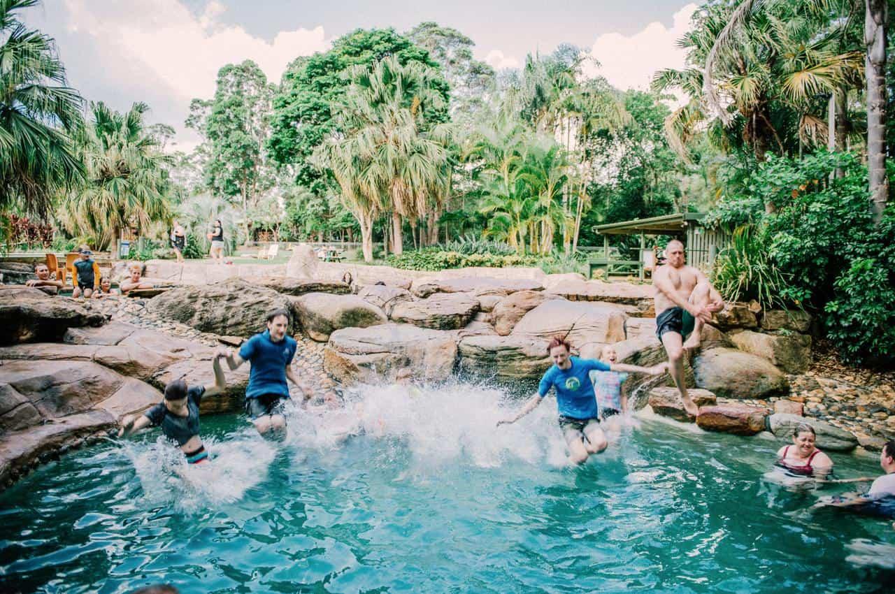 Pools - QCCC Mapleton