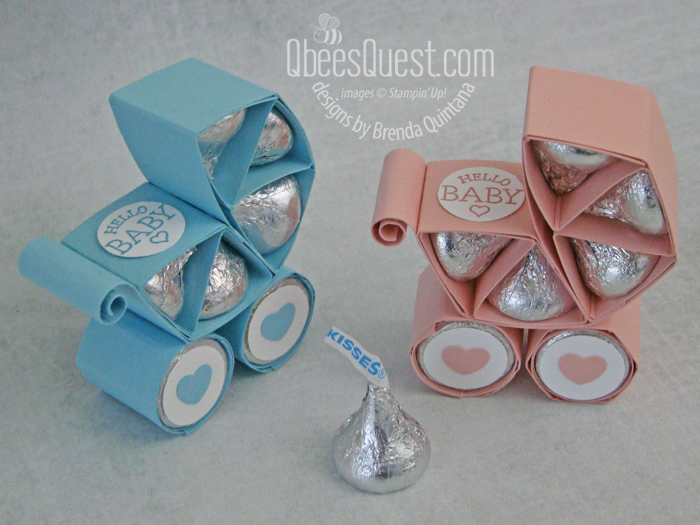 Hershey's Kisses Baby Carriage