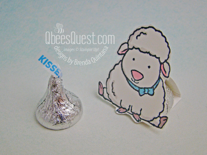 Lamb Hershey's Kiss Tent