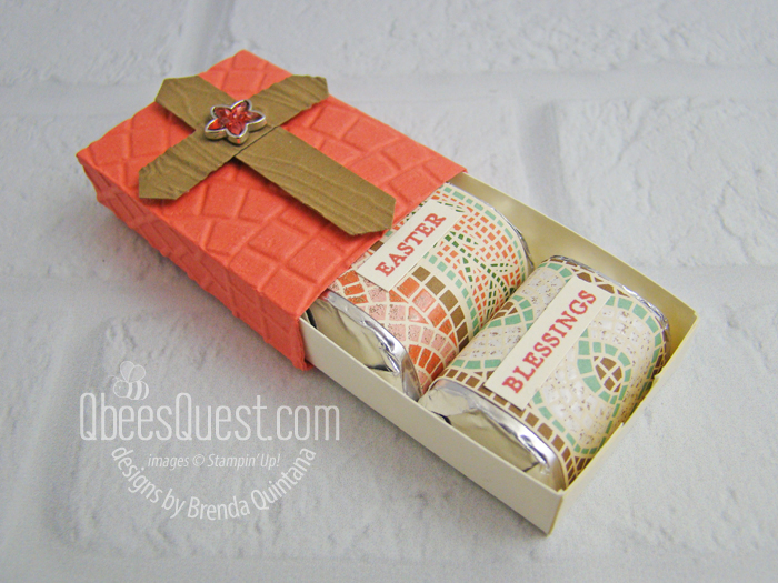 Hershey's Nugget Easter Cross Box