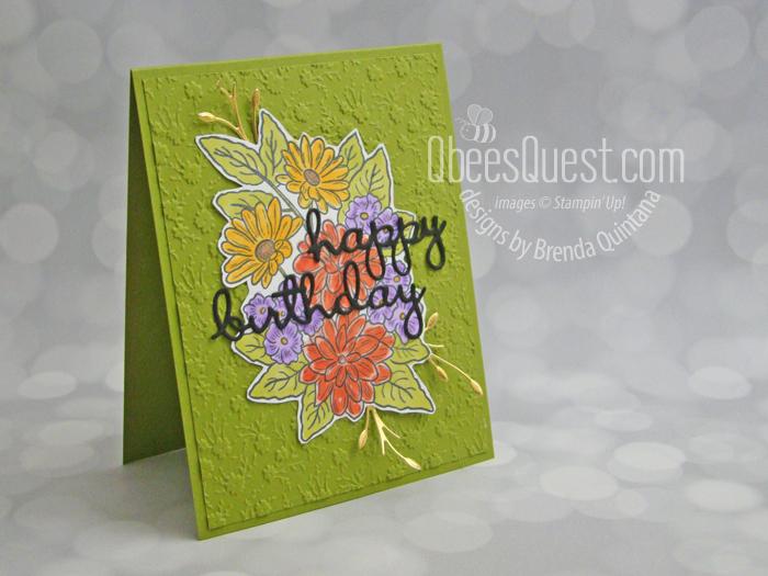 Ornate Style Birthday Card