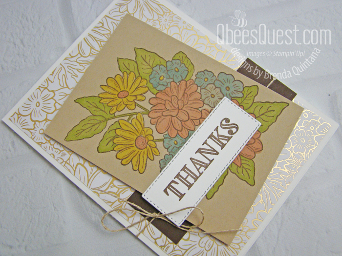 Ornate Style Card