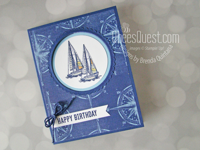 Pull Out Fancy Fold Card