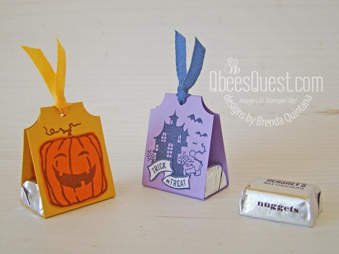 Halloween Hershey's Nugget Holders