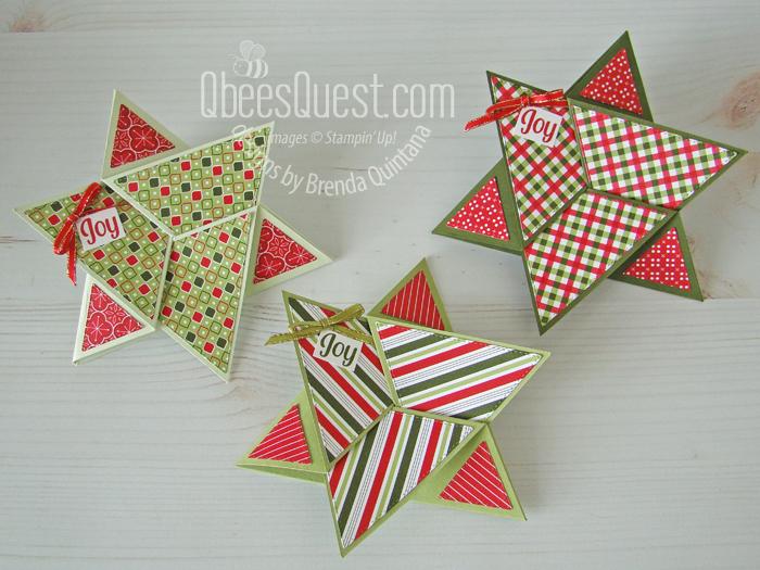 Star Fold Cards