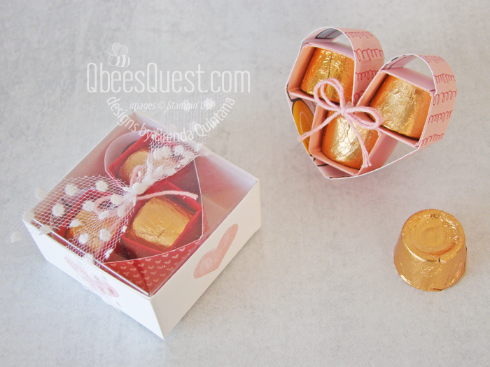 Rolos Hearts with Gift Box