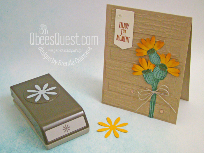 Stampin' Up Enjoy the Moment Card