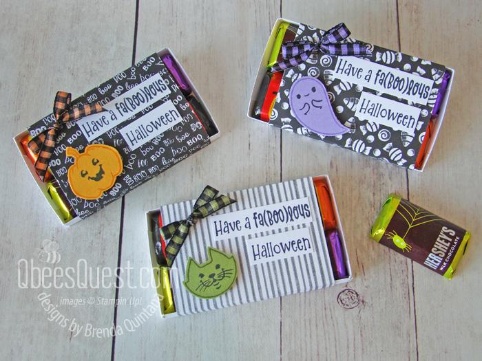 Hershey's Miniatures Halloween Sliders