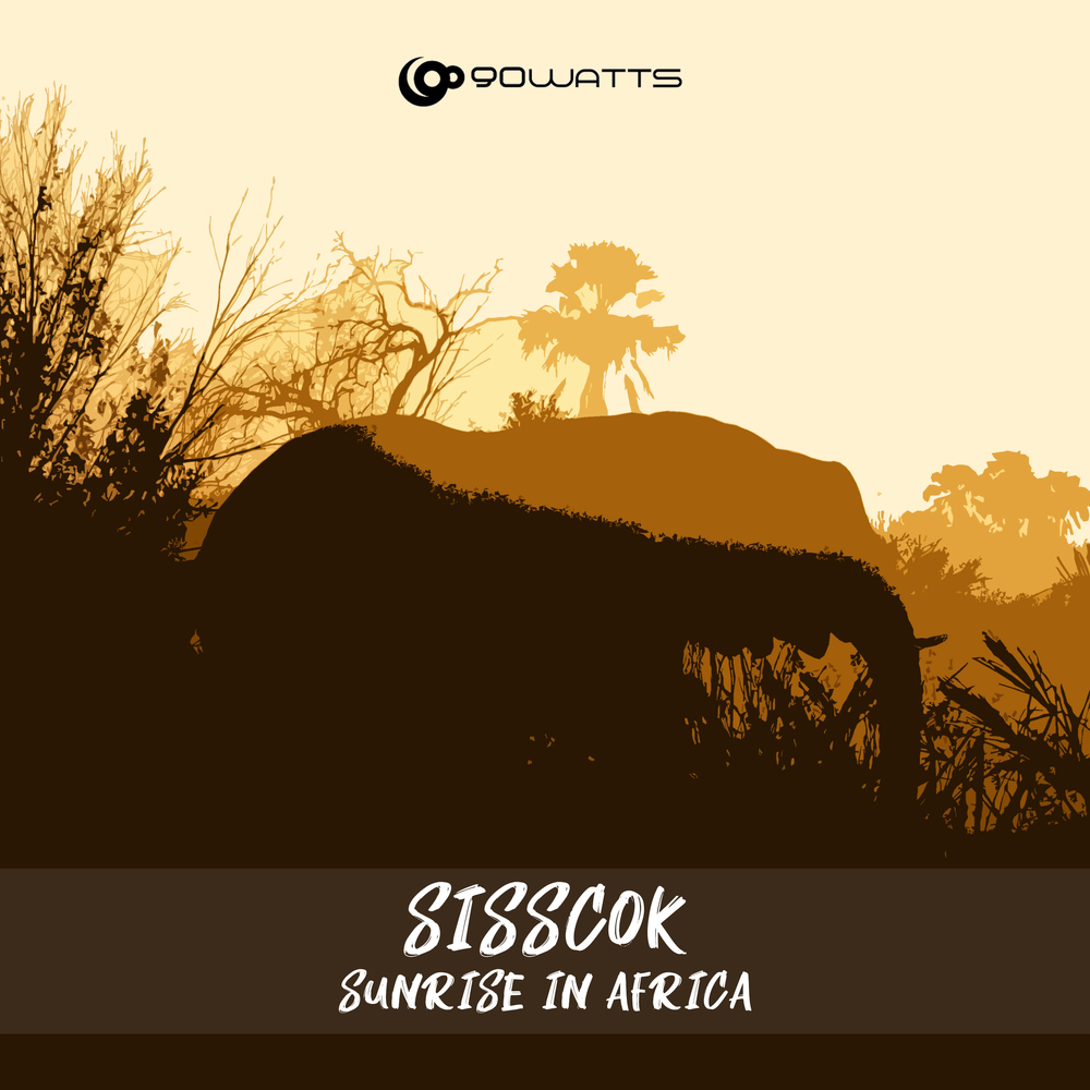 Sunrise in Africa