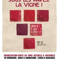Sous les pavés, la vigne ! Le premier salon Rue89Lyon des vins
