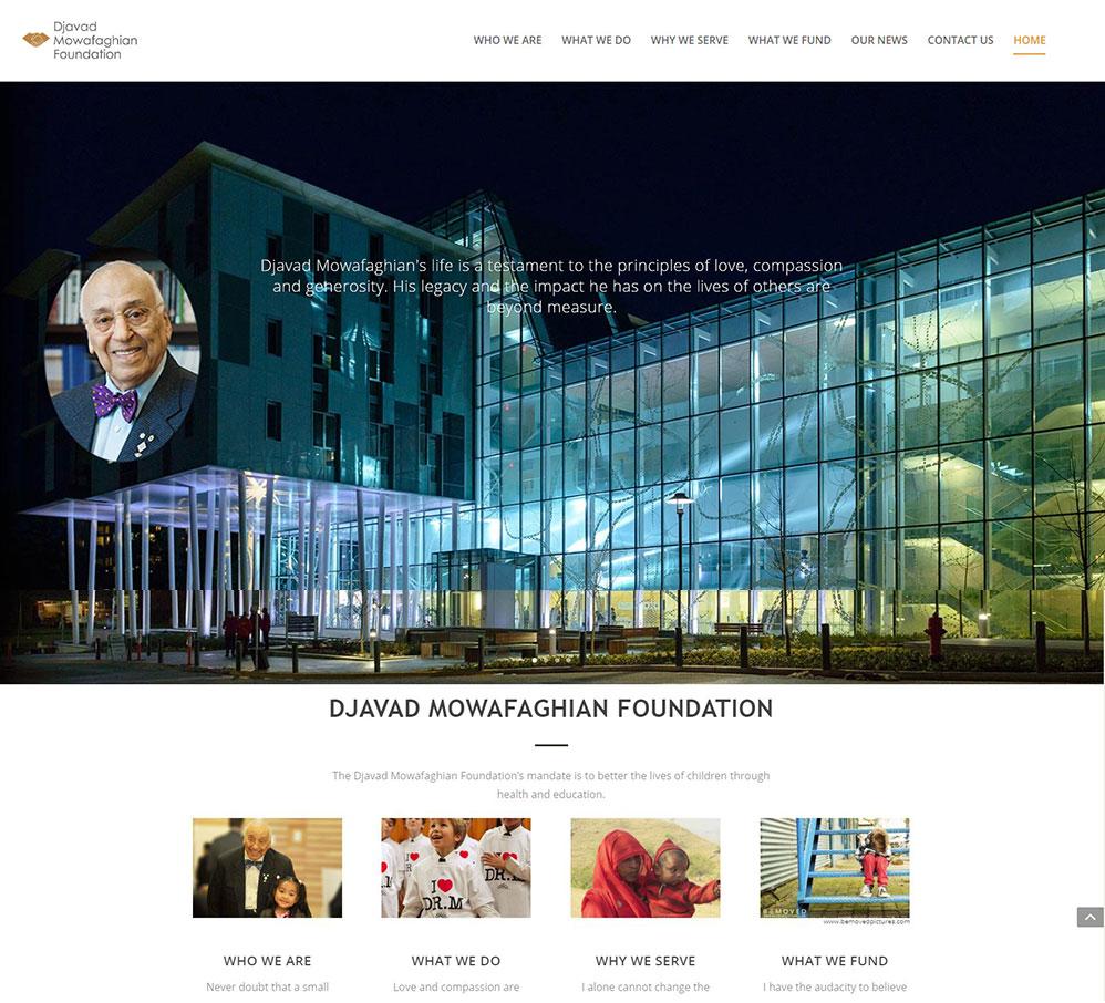 Djavad Mowafaghian Foundation