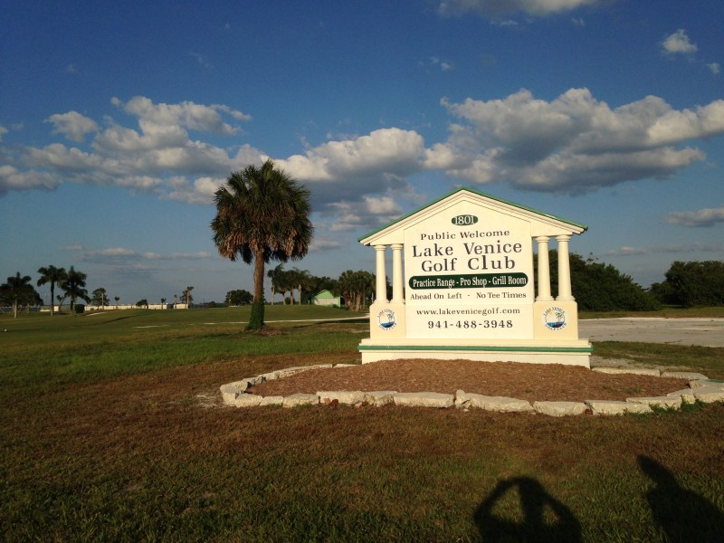 Venice Area   Quarterdeck     72 golf courses featuring 261 lusciously landscaped holes  The typical  course winds around shimmering lakes and large stands of Florida pines and  oaks