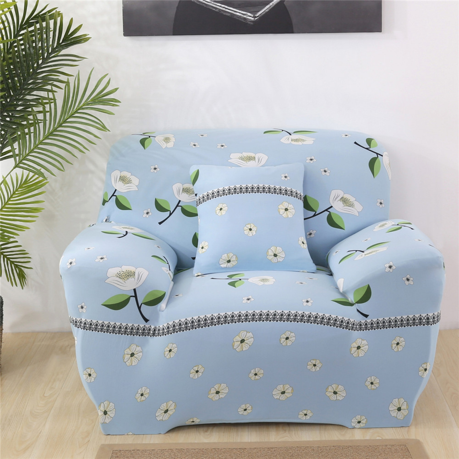 Stretch Sofa Slipcover Chair Covers Protectors Couch Covers