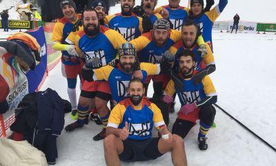La squadra del Fabriano Rugby
