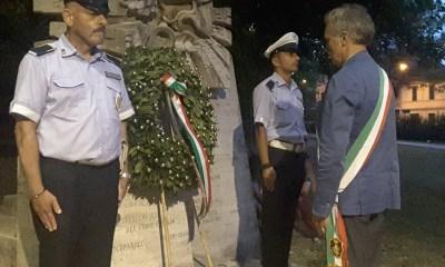 Orti Pace commemorazione