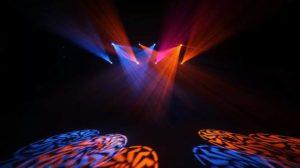 qdot light show