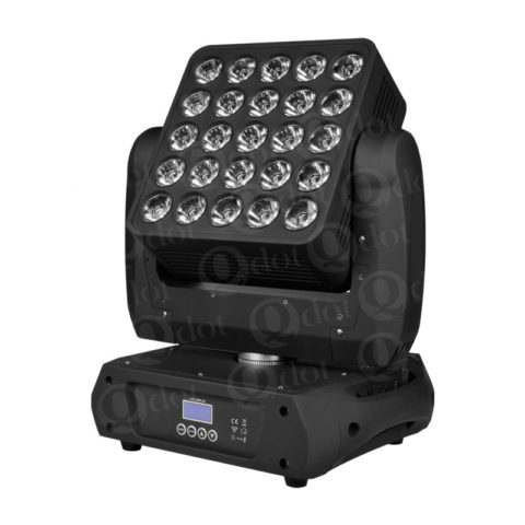 MADPANEL 2510F 25pcs 10w matrix panel moving head light