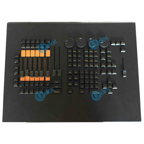 command-wing MA2 controller