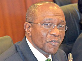 Central Bank of Nigeria Governor, Godwin Emefiele