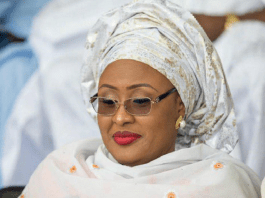 Aisha Buhari Nigeria First Lady