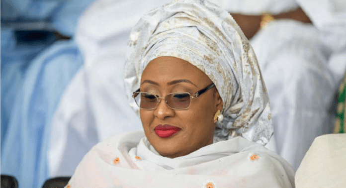 Things Are Getting Out Of Hand In Nigeria – Aisha Buhari