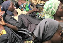 Chibok girls released by Boko Haram
