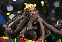 Cameroon win AFCON 2017