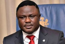 Cross River State Governor Ben Ayade
