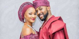 Banky W and Adesua Etomi introduction