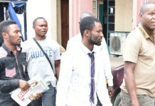 Lagos arraigns hotel owner and workers over homosexuality