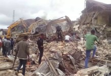 Owerri market demolition