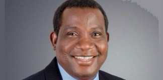 Playeau State Governor Simon Lalong