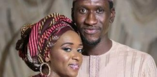 Bilyamin Bello son of former PDP chairman and wife Maryam Sanda who allegedly stabbed him to death