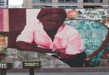Akunyili daughter's face hits Los Angeles streets