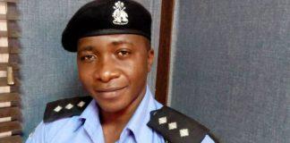 Bala Elkana Lagos Police PRO