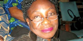 National Theatre GM Stella Oyedepo is dead