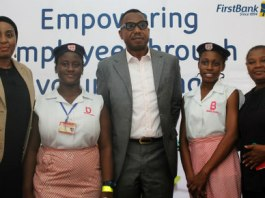 FirstBank CSR at Methodist Girls High School