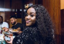 Chioma Rowland, Davido's girlfriend