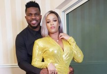 Joseph Yobo and Adaeze Yobo