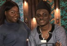 Kenny Blaq and twin sister