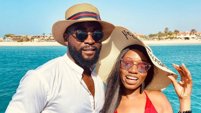 Gedoni and Khafi of Big Brother Naija