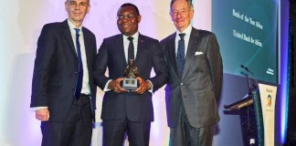 The Banker names UBA African bank of the year