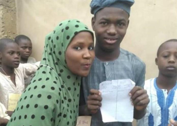 Boy wins girl in Giade Bauchi love election
