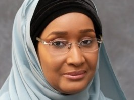 Sadiya Umar Farouq Minister of Humanitarian Affairs Disaster Management and Social Development